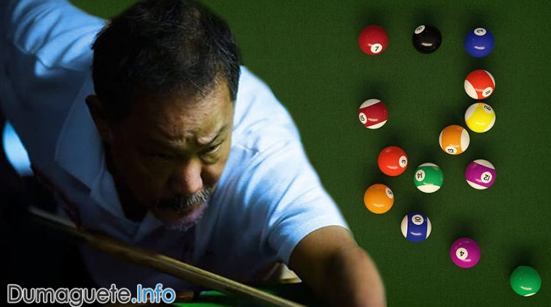 "Efren ""Bata"" Reyes to Play in Dumaguete City"
