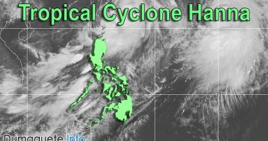 Tropical Cyclone Hanna Turns to Typhoon