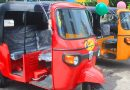 Grab Trikes in Dumaguete City for Testing