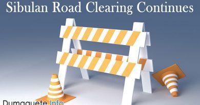 Sibulan Road Clearing Continues