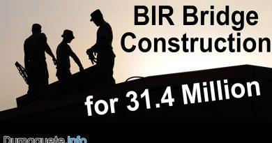 BIR Bridge Construction for 31.4 Million