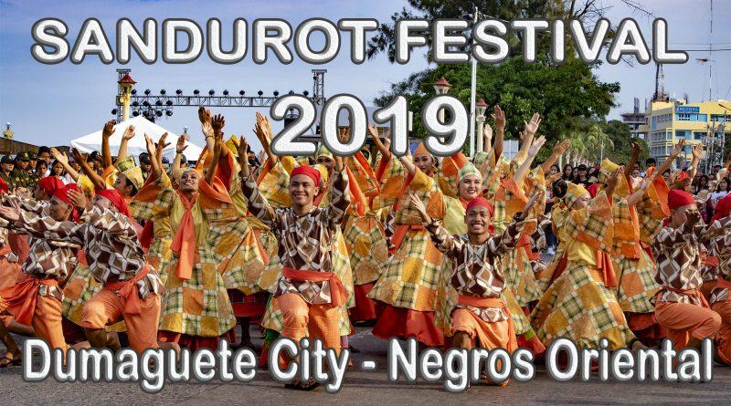 Sandurot Festival 2019 - Dumaguete City - Negros Oriental - Philippines