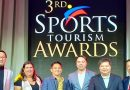 Dumaguete City wins Sports Tourism Organizer of the Year Award