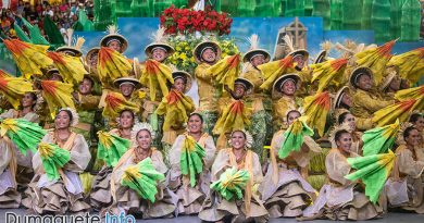 Santa Catalina and Dumaguete City Joins Sinulog Festival 2020 in Cebu