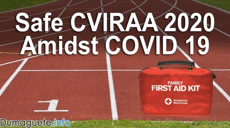 Dumaguete Task Force Aims for a Safe CVIRAA 2020 Amidst COVID 19