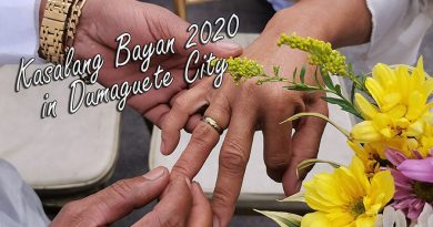Kasalang Bayan 2020 in Dumaguete on Valentine's Day