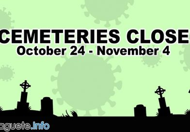 Cemeteries Close on October 24 to November 4 Amidst Pandemic