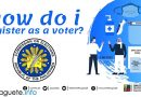 How to Register as a Voter (Philippine Quarantine Edition)