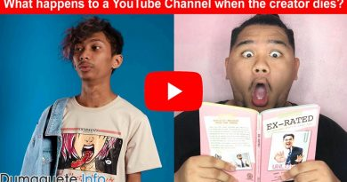 What happens to a YouTube Channel when the creator dies - Emman Nimedez and Lloyd Cadena