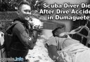 Scuba Diver Dies After Dive Accident in Dumaguete