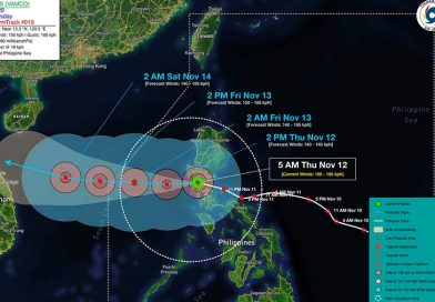 Typhoon Ulysses – 5th Typhoon to Hit the Philippines in a Month