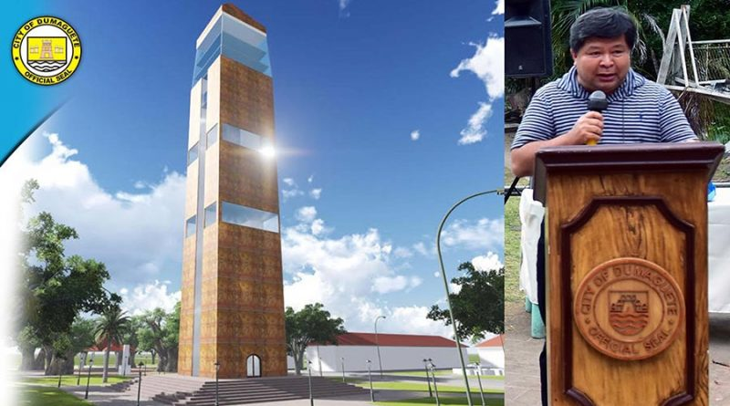 Construction of Obelisk in Dumaguete Receives Criticism from Church