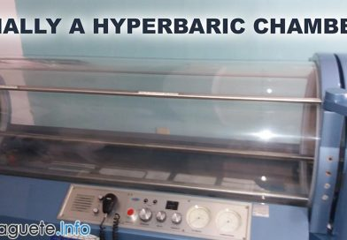 Finally a Hyperbaric Chamber in Dumaguete City & Negros Oriental this 2021