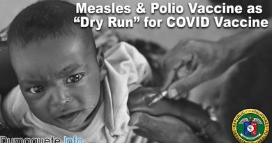 """Measles & Polio Vaccine to be Used as """"Dry Run"""" for COVID Vaccination Rollout"""