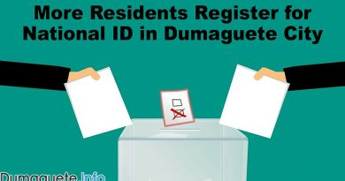 More Residents Register for National ID in Dumaguete City