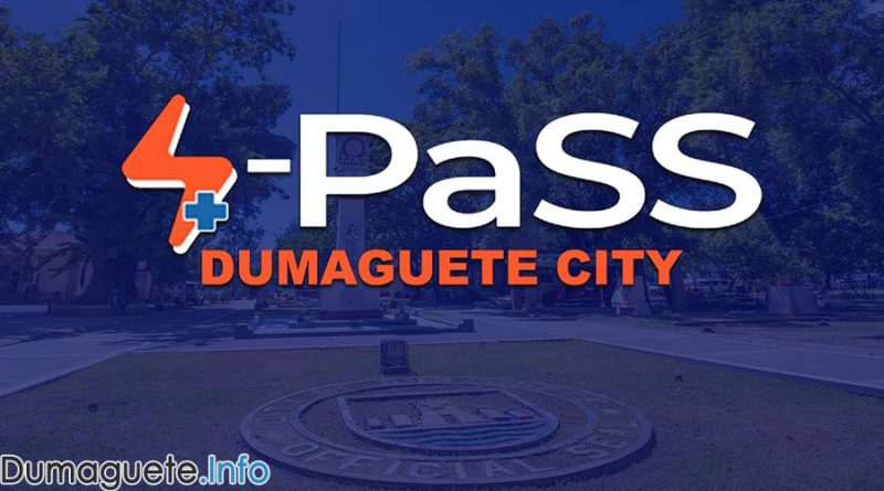 Dumaguete City to use S-PaSS system for Local Travelers